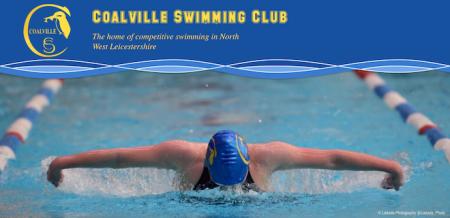 Local Swimming Club makes a splash with new website