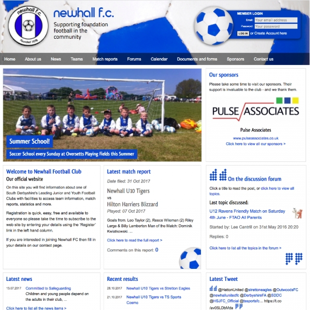 Newhall Football Club