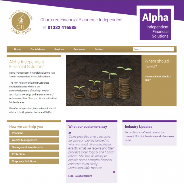 Alpha Independent Financial Solutions