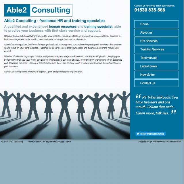 Able 2 Consulting